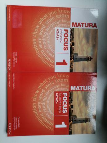 Nowy podręcznik i ćwiczenie do angielskiego dla liceum Focus 1
