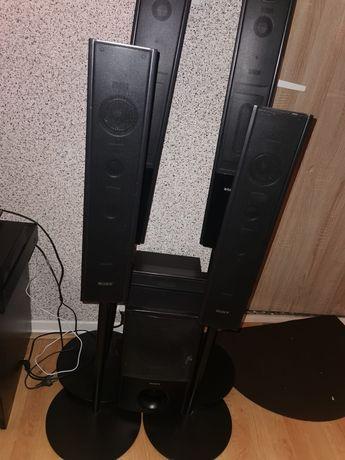 Odtwarzacz Bluray z systemem audio 5.1 Sony BDP-S350