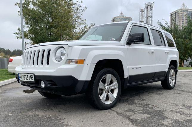 Продам Jeep Patriot LATITUDE 4*4
