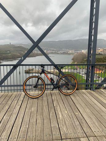Bicicleta btt ktm