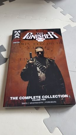 Punisher Max The Complete Collection Vol. 2 EN