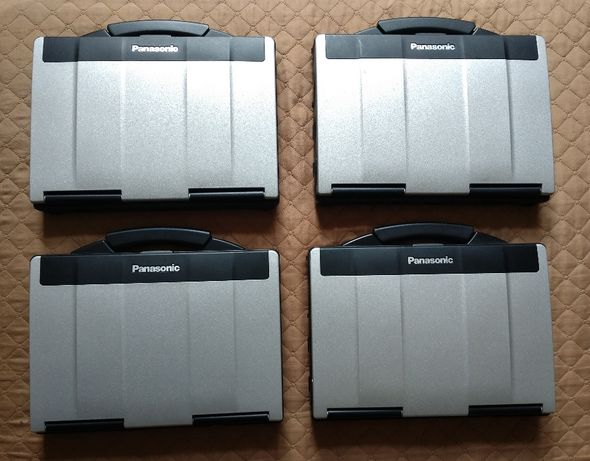 Panasonic CF-53 MK1, MK2, MK3, MK4 Разборка! Рабочего! Корзины HDD!