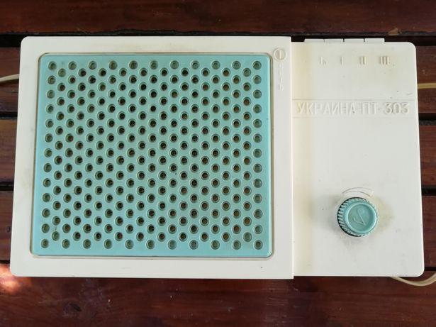 Радиоприемник трехпрограмнный Украина ПТ 303