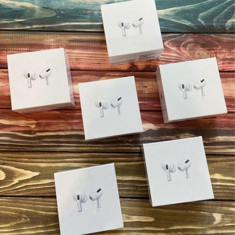 ГАРАНТ! Оригинальные наушники AirPods Pro для iPhone 5 6 7 8 X 11 12
