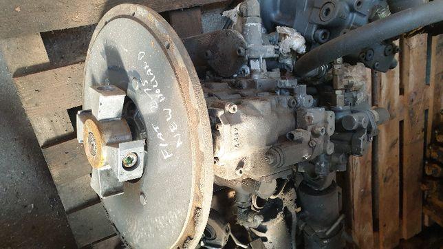 koparka NEW HOLLAND E 215 pompa hydrauliczna KMP K3V112DTP1TLR