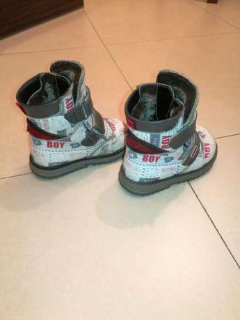 Детские зимние ботинки Ортопедия