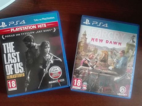 Gry The Last Of Us Remaster,Far Cry New Down.