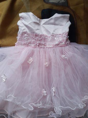 Sukieneczka dla małej księżniczki