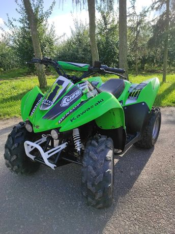 Quad Kawasaki KFX 90 ATV Stan Idealny