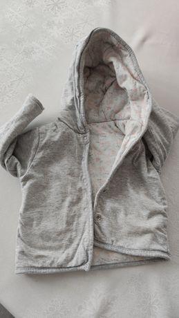 Dwustronna bluza że Smyka 74