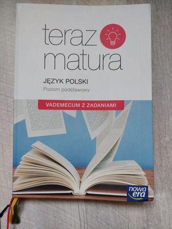 Vademecum z zadaniami teraz matura język polski podstawowy repetytoriu