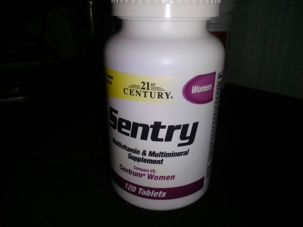21st Century, Витамины для женщин, мужчин 120 шт
