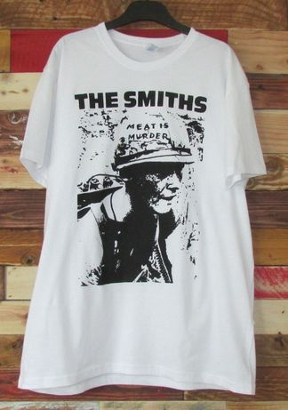 The Smiths / Joy Division / Echo & the Bunnymen / Morrissey - T-shirt