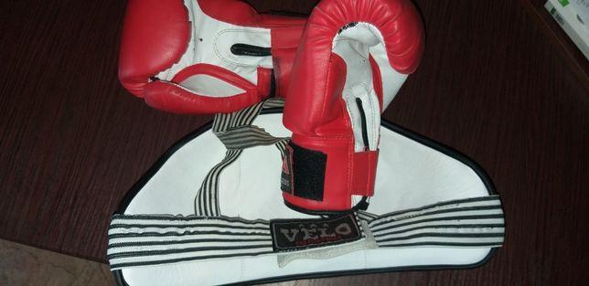 Бондаж и перчатки