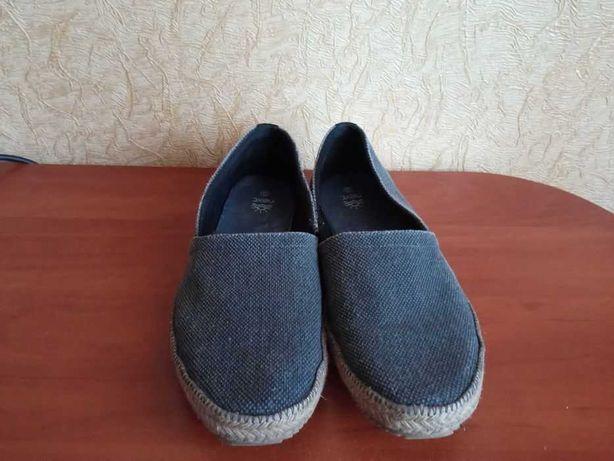 мужские кроссовки мокасины слипоны