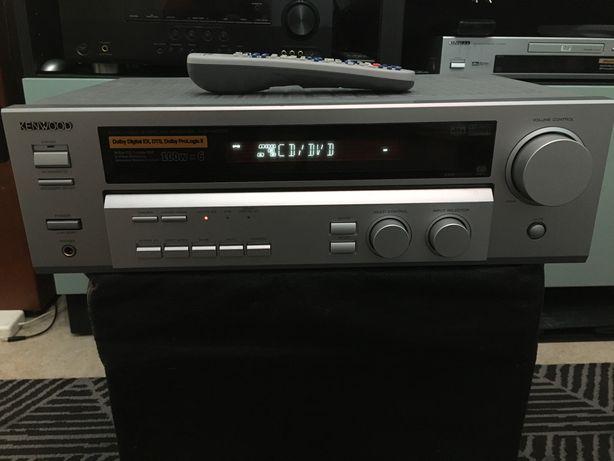 Amplificador KENWOOD
