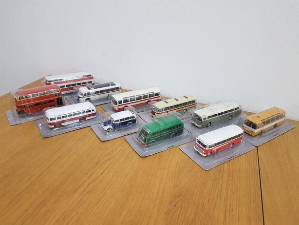 Kultowe Autobusy PRL