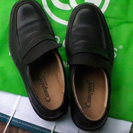 Sapatos novos n⁰42 usados 1 vez