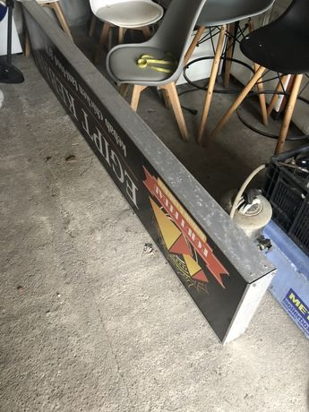 Plafon kaseton reklama led 250cm