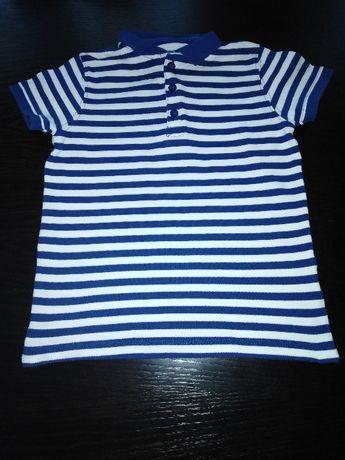 Koszulka polo chłopięca