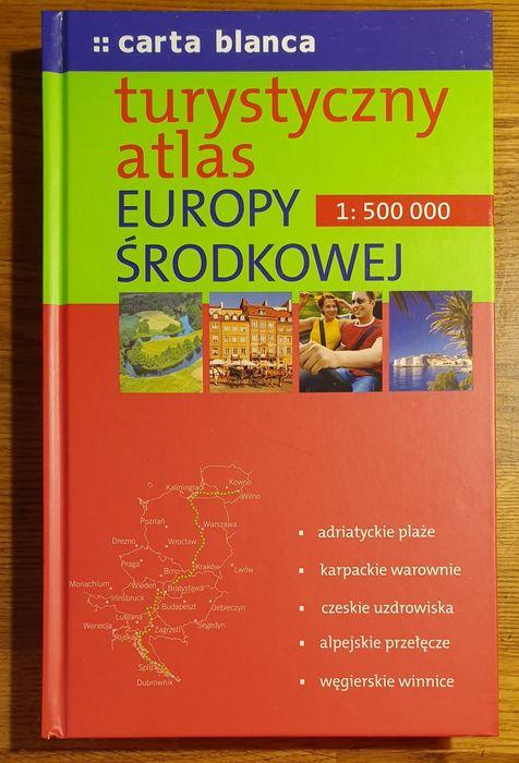 Turystyczny atlas Europy Środkowej Płock - image 1