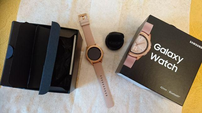 Zegarek, urządzenie - Samsung Smartwatch 42mm Watch