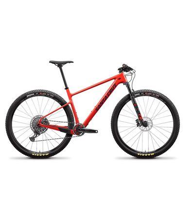 Bicicleta santa cruz highball 3 c Ember tamanho L