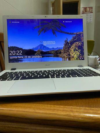 Portátil da Acer (I5 de Quinta Geração)  perfeito para trabalhar!!