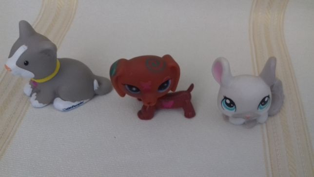 LPS, Pet Shop, Hasbro, Fisher-Price Little People