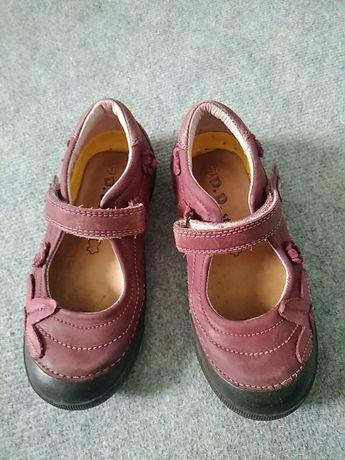 шкіряні ортопедичні туфлі 31