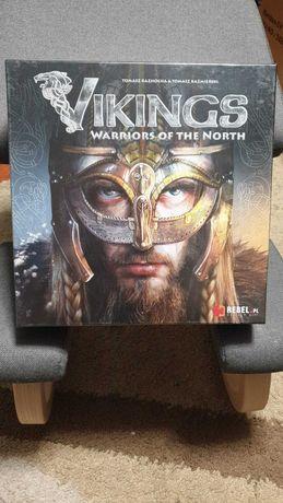 Gra planszowa Vikings: Warriors of the North NOWA