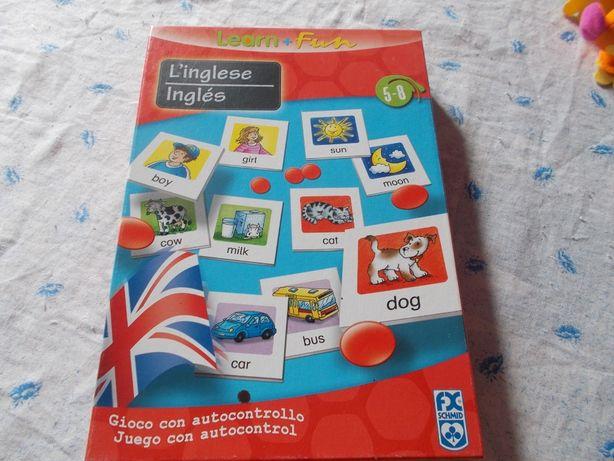 Jogo para aprender inglês