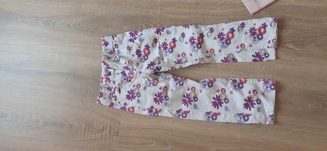 Spodnie dzinsowe lupilu 104
