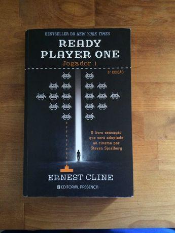 Ready Player One (Jogador 1) - Ernest Cline