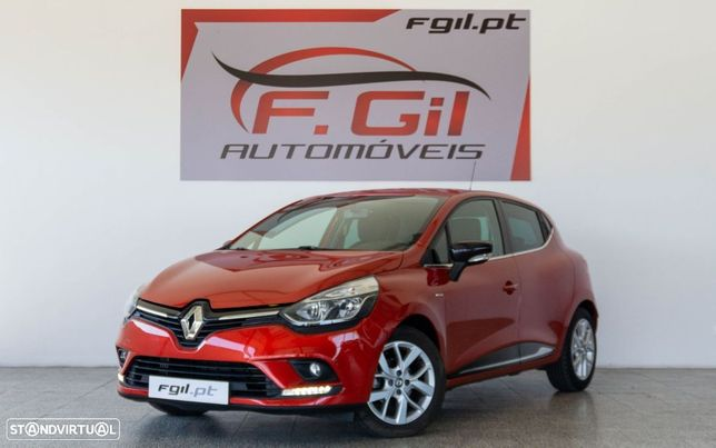 Renault Clio 0.9 TCE Limited (5P)