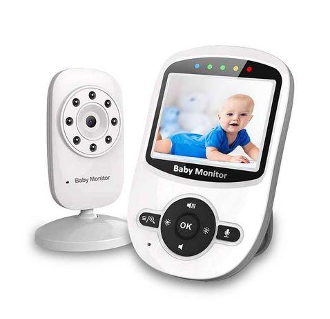 Видеоняня Baby Monitor SM-24 Plus наблюдение детьми лучше Vb605 Vb603