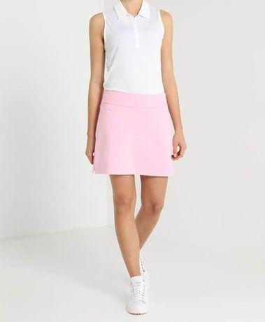 Adidas damska spódnica do gry w golfa rozmiar M róż NOWA
