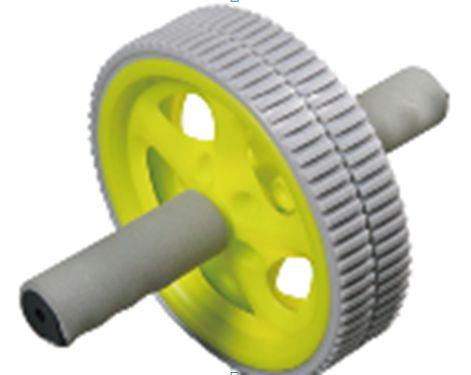 KOŁO AB Podwójne roller kółko mięśnie brzucha