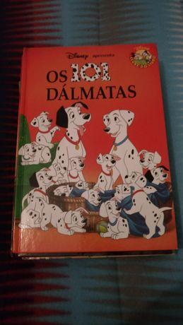 Livros de coleção da Disney