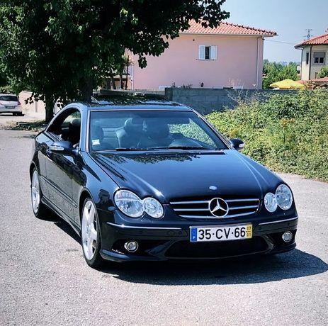 Vendo Mercedes CLK AMG