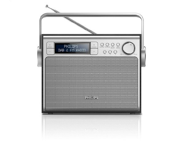 Радіо Радиоприемник РЕТРО Philips AE5020B / 12 Portable