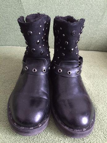 Чобітки і черевички