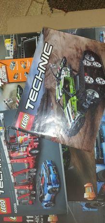 Lego technic БУ  42098
