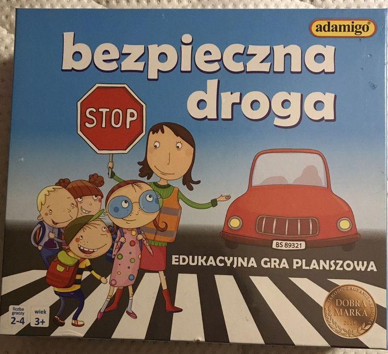 Gra Bezpieczna droga Warszawa - image 1