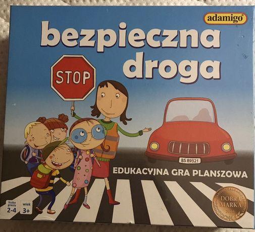 Gra Bezpieczna droga