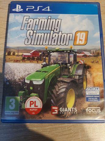 Gra Farming 19 ps4