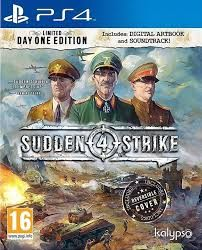 Gra SUDDEN STRIKE 4 Limited Edition