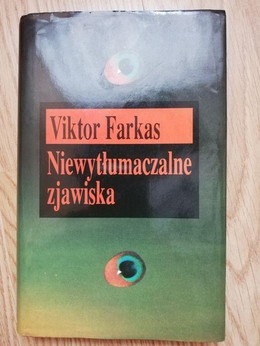 VIKTOR Farkas - Niewytłumaczalne zjawiska Pyrzyce - image 1