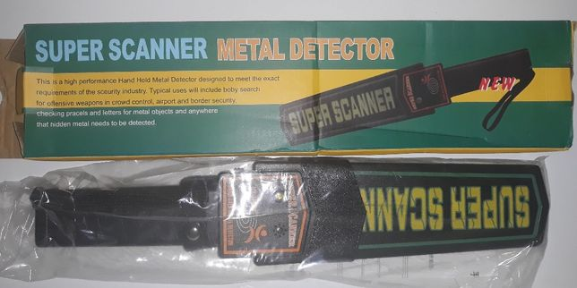 Металдетектор SuperScanner