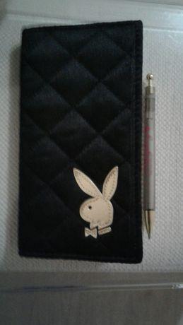 Блокнот и ручка Playboy